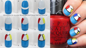 nail art striking step by nail art image inspirations flowers