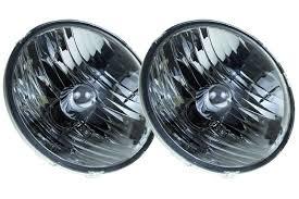 headlights jeep wrangler headlight assembly pair for jeep wrangler jk unlimited 55078148