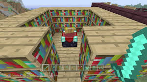 table cool minecraft enchanting table bookshelves idi design how