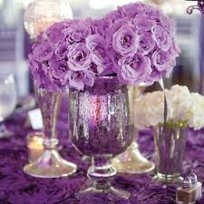 purple wedding centerpieces wedding decoration ideas purple wedding party decorations with