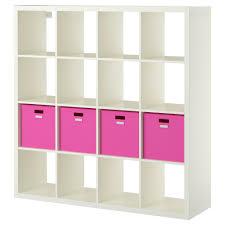 Valje Wall Cabinet Larch White by Kallax Tjena Shelf Unit With 4 Inserts White 57 7 8x57 7 8