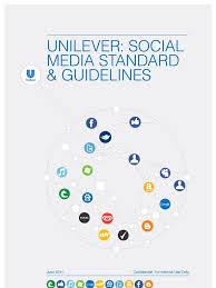 social media standard guidelines final social media digital