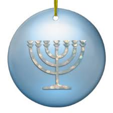 menorah ornaments keepsake ornaments zazzle