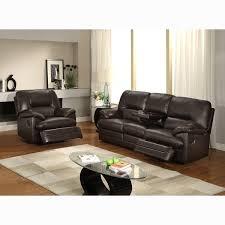 Italian Leather Recliner Sofa Coney Coffee Italian Leather Reclining Sofa And Recliner Chair