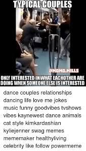 Funny Memes About Dancing - 25 best memes about dance couple dance couple memes