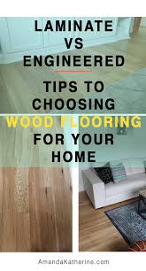 choosing wood flooring for your home