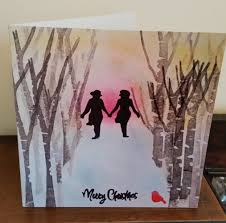 charity christmas cards justgiving