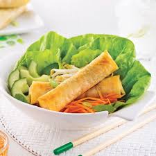 foodies recette cuisine rouleaux impériaux cuits au four recettes cuisine et nutrition