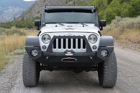jeep bumpers rock slide engineering jeep jk front bumper designed for offroad