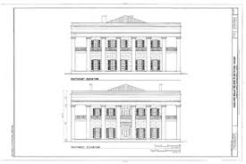 antebellum floor plans ashland plantation southern style houses southern plantation