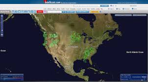 Travel Weather Map Intellicast Interactive Weather Map My Blog