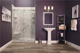 shower remodel shower renovation remodel shower bath planet new pompeii marble with cayman shower door
