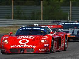 maserati mc12 red maserati mc12 gt1 gt 2004 2010 история автомобилестроения