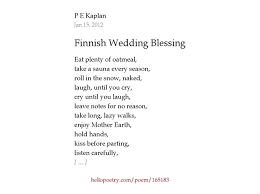 wedding blessing wedding blessing by p e kaplan hello poetry