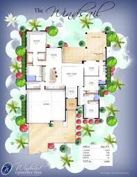 windward custom floorplans u2013 calusa ridge
