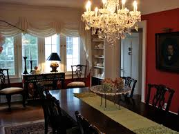 are red dining rooms so 2008 becolorful