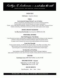 cosmetologist resume template entry level cosmetologist resume exles and template vasgroup co