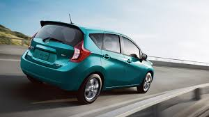 Nissan Altima Colors - 2016 nissan versa note rear profile teal zoom hd jpg