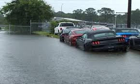 Used Cars In Port Arthur Tx Flooded Dealerships Lost Inventories Hard Hit Workers U0027overall