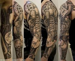 mechanic tattoos mechanical tattoo sleeve designs best tattoo design