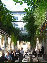 trussardi café milan vertical garden patrick blanc