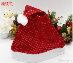 Decoration Christmas Hat by Decoration Christmas Hat Sequin Christmas Sparkly Hat For Child Or