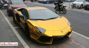 lamborghini aventador wrap lamborghini aventador gold wrap china images gold wrapped