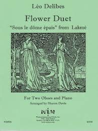 Flower Duet - flower duet from