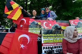 Ottoman Germany I24news Turkey Blasts Germany After Mps Back Armenia Genocide