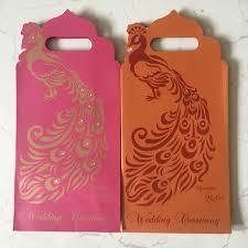 Indian Wedding Gift Indian Wedding Gift Bags Peacock Orange U0026 Pink My Tamil Hindou