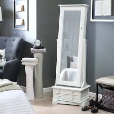 Shabby Chic Jewelry Armoire by Rustic Armoire Wardrobe White French Painted And Distressed Dark