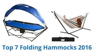 7 best folding hammocks 2016 youtube