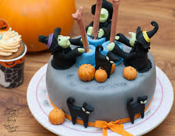 halloween witch cakes u2013 festival collections