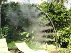 Patio Misting Kits Diy Patio Mister Patio Cool Kit Do It Yourself Misting Systems