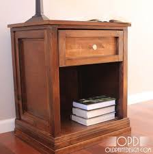 Wood Plans For Bedside Table by 126 Best Night Stand Or Bedside Table Plans Images On Pinterest