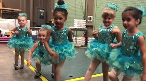 Dancing Flags Five Flags Dance Academy Ballerinas Ready For Recital