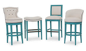 teal blue bar stools wesley hallcontinued stacy naquin interiors