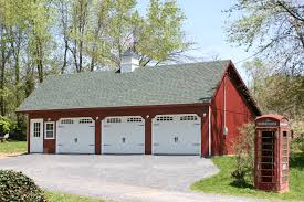3 Car Garage Designs by Lovely Small Garage Plans With Loft 3 Saltbox Three Car Garage