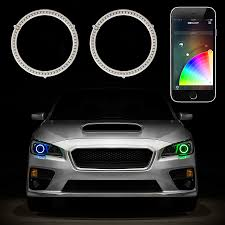 ios android smartphone app bluetooth xkchrome rgb switchback halo