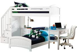 Desk Beds For Girls Girls Bunk Beds U0026 Loft Beds With Desks Slides U0026 Storage