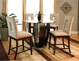 High Counter Table Dining Table Bar Height Dining Table Set Rectangle With Storage