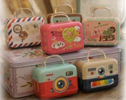 Suitcase Favors by Miniature Suitcase Etsy
