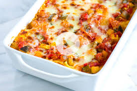 Ingredients For Lasagna With Cottage Cheese by Easy Vegetable Lasagna Recipe