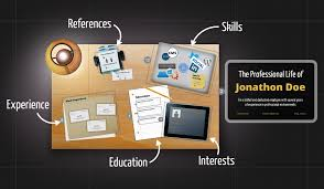 Creating An Online Resume by Create An Online Resume With Prezi Kris King
