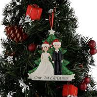 cheap personalized ornaments free shipping