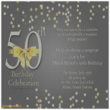 What To Say On 50th Birthday Card What To Say In A Birthday Invitation Birthday Cards New What To