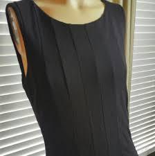 94 off joan vass dresses u0026 skirts nice midi black dress joan