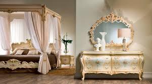letto matrimoniale a baldacchino legno letto baldacchino legno mobili da letto classica louvre
