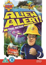 fireman sam alien alert dvd hmv store