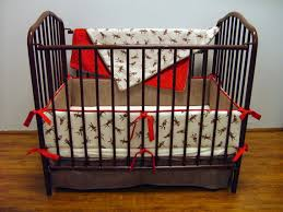 Portable Crib Bedding Sock Monkey Portable Crib Bedding Set By Weedreamscapes On Etsy